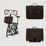 로터프 LO-5511 DBR 자전거 프레임 가방