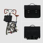 로터프 LO-5511 BK 브롬톤 미니벨로 가방