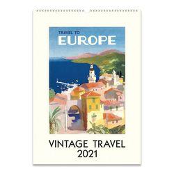 2021년 카발리니캘린더 Vintage Travel