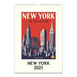 2021년 카발리니캘린더 New York