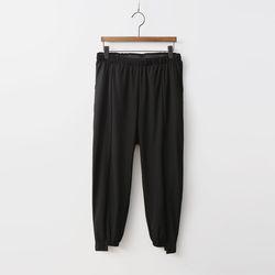 Warm Unbal Jogger Pants