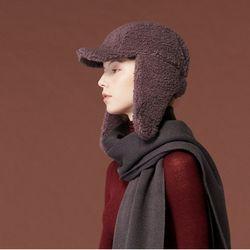 [리끌로우] RECLOW 귀도리 모자 코코아