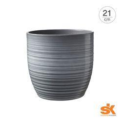SK화기 독일 명품 세라믹 도자기화분 베르가모(21cm)