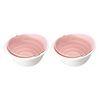 분리형 채반 믹싱볼 세척바구니 (핑크) 2개