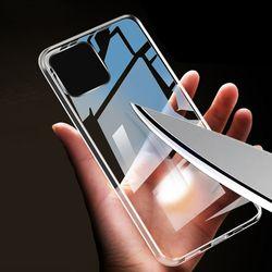 아이폰 12 미니 투명 강화유리케이스 CS