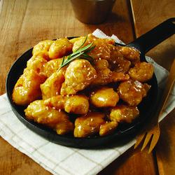 [사옹원]마늘간장 닭강정(튀김 250g+소스150g)