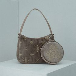 Twinkle hobo bag (beige)