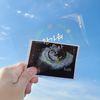 제이밀크 맞춤 셀프만삭촬영 - 투명피켓 (2종 1set)