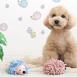 Paris Dog 고슴도치 토이-색상랜덤 (sj)