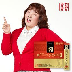 더 홍삼 플러스 홍삼스틱 30포 +쇼핑백포함