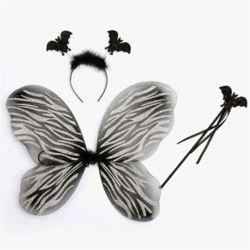 블랙배트 날개 머리띠 봉세트