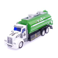 1:48 DIY 시티트럭 3in1 운송트럭 무선조종RC 그린
