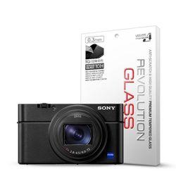 소니 RX100M7 레볼루션글라스 0.3T 강화유리 액정보호 필름