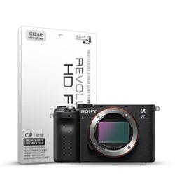 소니 A7C 레볼루션HD 올레포빅 고광택 액정보호 필름