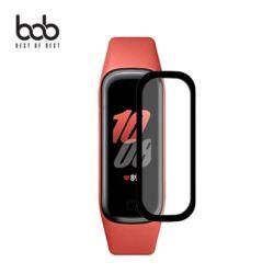 bob 갤럭시핏2 fit2 3D 곡면엣지 풀커버 PET 보호필름