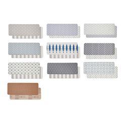 PVC 양면 주방매트 다용도발매트  14T - 대