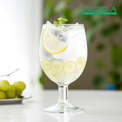비크릴라 몰타 440ml 단품 스페인산 강화유리컵