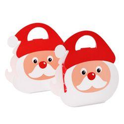 (인디고샵)통통 산타 상자 (3개)