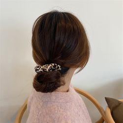에니 곱창 헤어 밴드 여성 여아 머리 고무줄 머리끈