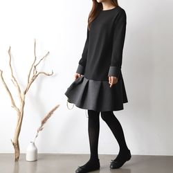 N Gimo Neo Pleats Dress