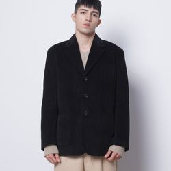 M08 bos corduroy jacket black