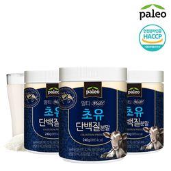 팔레오 초유 단백질 240g 3통