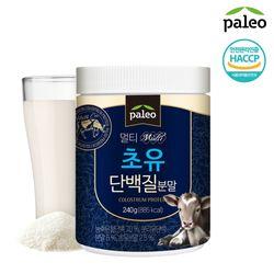 팔레오 초유 단백질 240g 1통