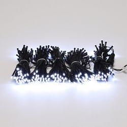 LED 검정선 트리전구 300구 백색