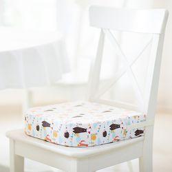 크누트 유아방석 1단 면 색상선택