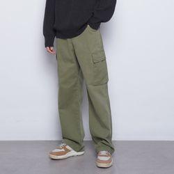 M467 cobs cago wide pants khaki