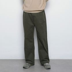 M765 pitch wide pants khaki