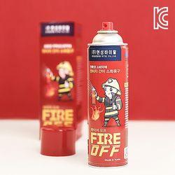화재초기진압 친환경 소화약제 스프레이 가정용소화기