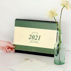 2021 워너디스 클래식 데스크 캘린더 A4(가로형)