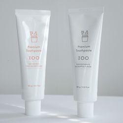 [엠그루 x 제니튼] 100 틴치약 (100 TEEN Toothpaste)