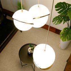 (FL) 하프 1등 펜던트 식탁등포인트등인테리어 조명