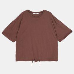 모니카 스트링 티셔츠 DALA19TD5