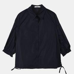스모킹 소매큐 셔츠 DAYW19TD7