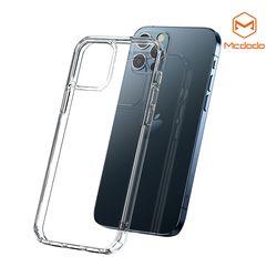 Mcdodo 아이폰 12 프로용 인비지블 투명 케이스