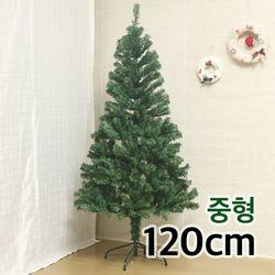 PVC트리 120cm중형 인조 크리스마스트리