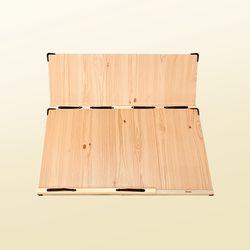[사은품 증정] 60F2 포유60 2단독서대 각도조절 필기겸용 독서대 북스탠드