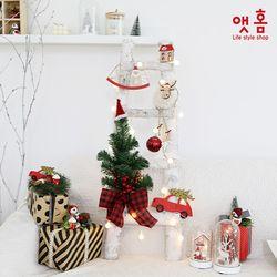 앳홈 크리스마스 벽 트리