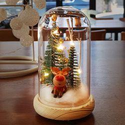반짝이는 미니 크리스마스 LED무드등