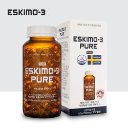 에스키모3 퓨어 오메가3 500mg x 250캡슐