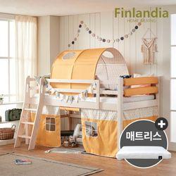 핀란디아 뉴캠프 라이트 벙커침대+포켓매트리스