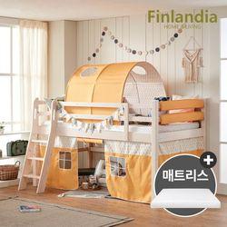 핀란디아 뉴캠프 라이트 벙커침대+코튼매트리스