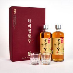 [무료배송] 한비 오가피술25 선물세트