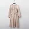 Gimo Fit N Flare Dress - 기모안감