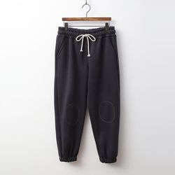 Gimo Patch Easy Jogger Pants - 기모안감