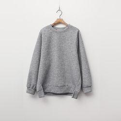 N Gimo Twin Sweatshirt - 기모안감