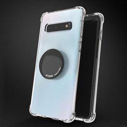LG Q31 그립톡 투명 젤리 범퍼 케이스 LM-Q310N